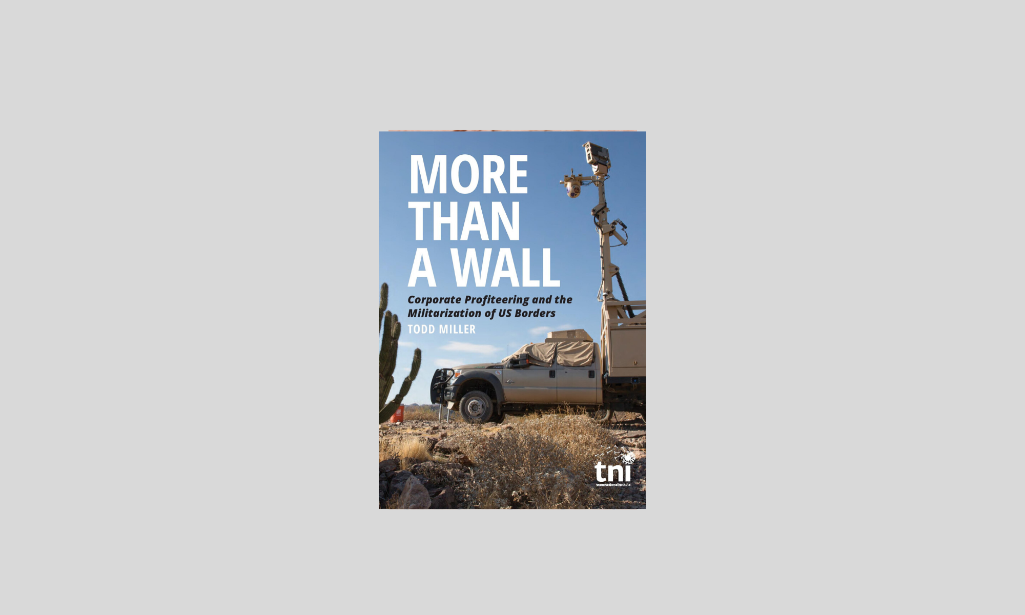 More Than a Wall Report